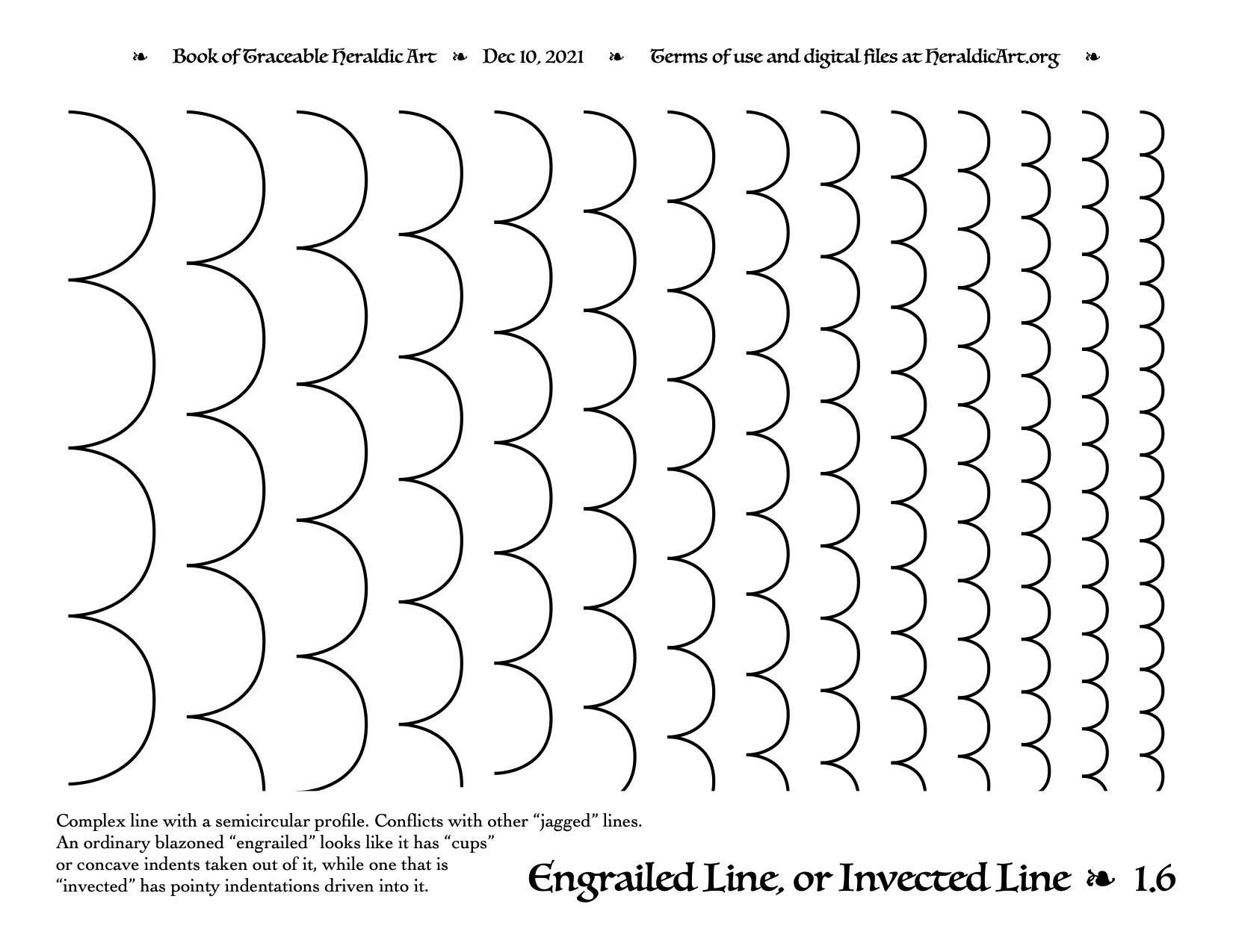 Combined Contents - Traceable Heraldic Art